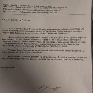 Cover img relatorio medico