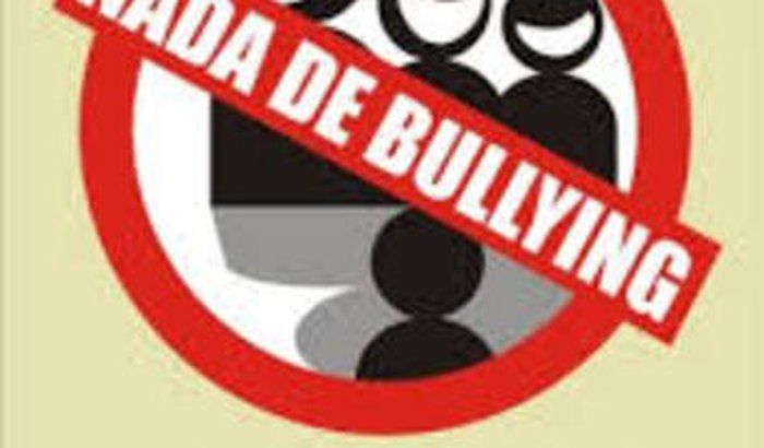 ajude a combater o bullying!