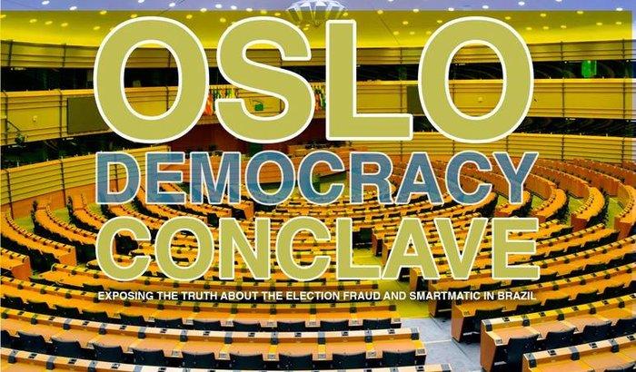 Oslo Democracy Conclave com Dalmo Accorsini