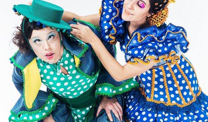 Audiodescrição no espetáculo Flamenco Imaginário