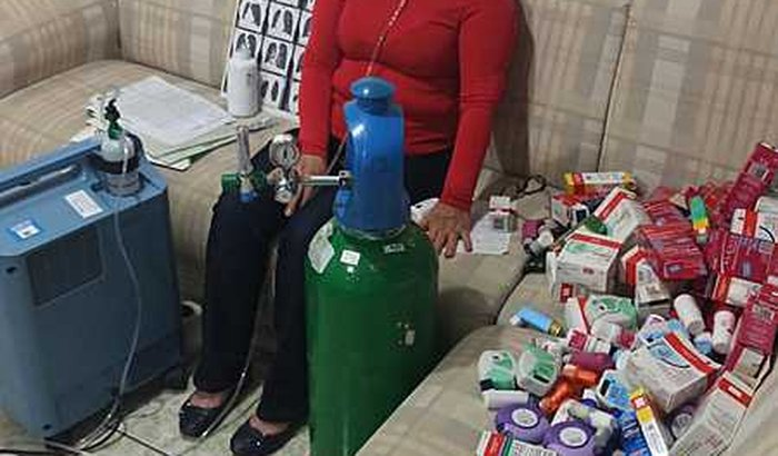 Ajude a Dona Dalva  - Concentrador de Oxigênio Portátil