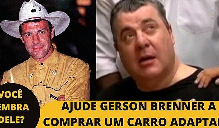 CARRO ADAPTADO PARA GERSON BRENNER