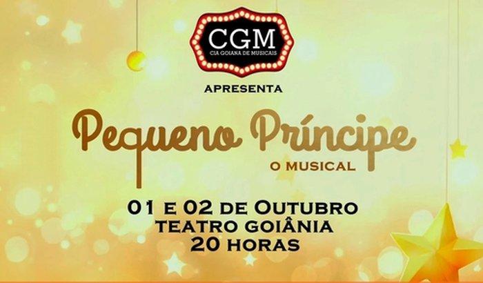 PEQUENO PRÍNCIPE, O MUSICAL