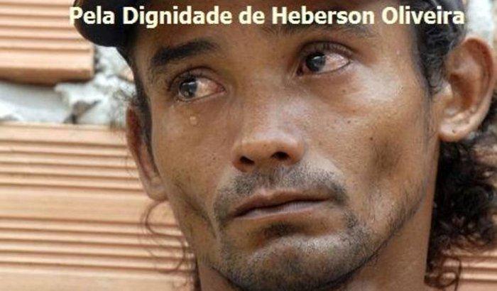 PELA DIGNIDADE DE HEBERSON