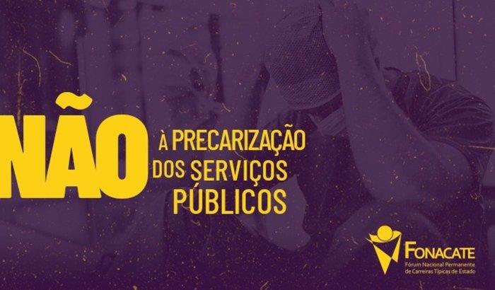 Campanha contra a Reforma Administrativa