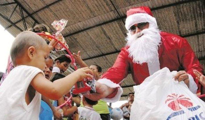 Natal com solidariedade 2015