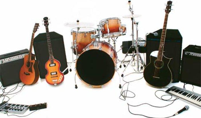 Instrumentos Musicais.