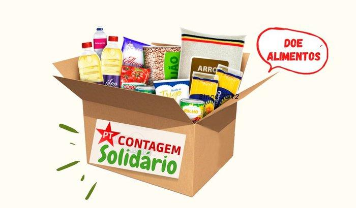 PT Contagem Solidário