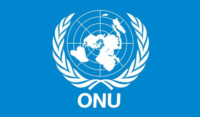 Seja parte deste sonho - Clara na ONU