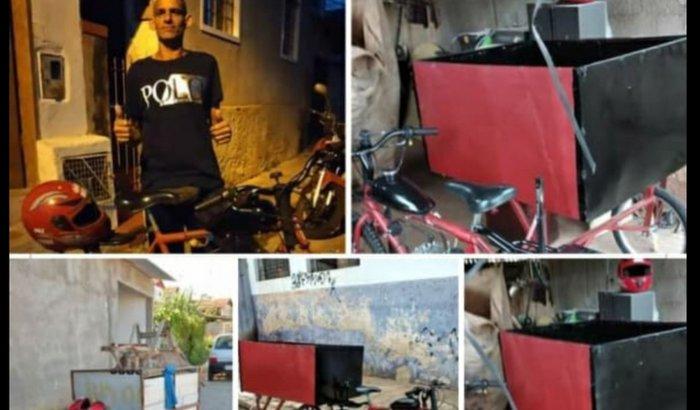 Ajudar nosso amigo venezuelano Ramon