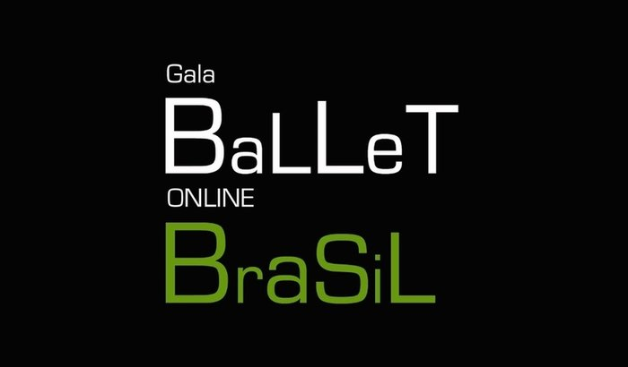 Gala Ballet Online Brasil - Segunda edição