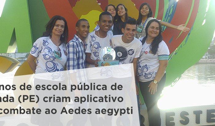 Alunos olindenses vão representar o Brasil na Colômbia