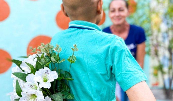 Crianças com câncer não podem esperar!