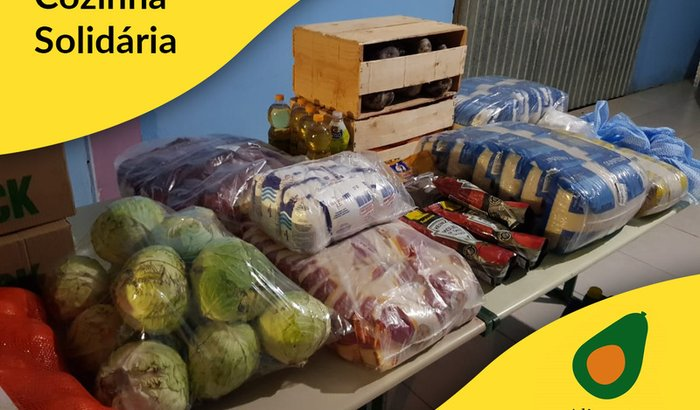 Projeto Alimentar (cozinha solidária)
