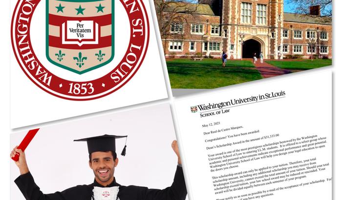 Ajude-me a realizar sonho do mestrado nos EUA