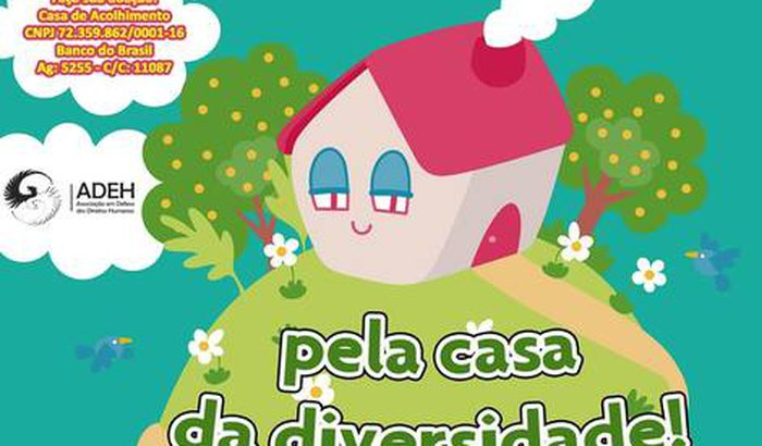 Projeto Casulo - Casa de Acolhimento LGBT