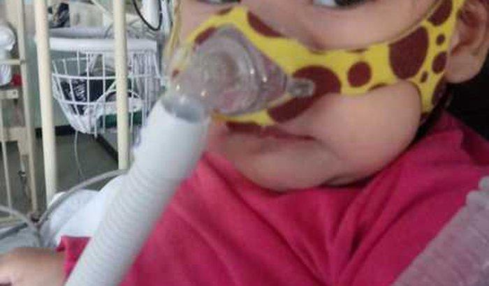 Vamos salvar a vida da Valentina 🙏🏼