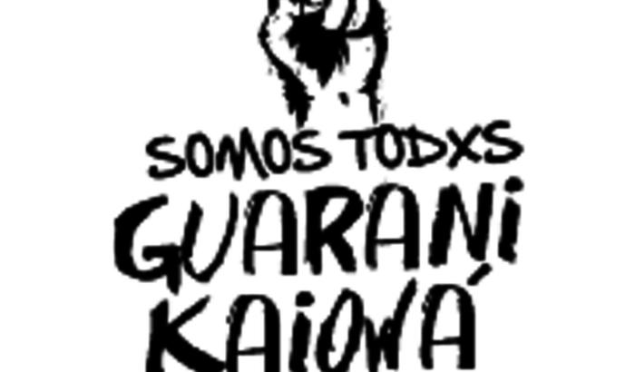 Solidariedade aos Kaiowá