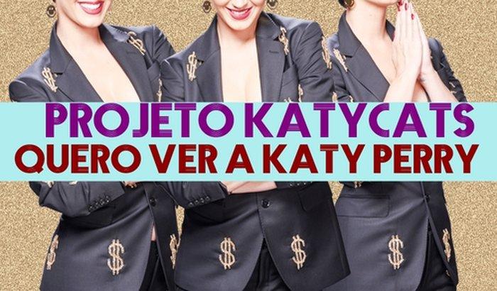 Projeto Katycat - Quero Ver Katy Perry