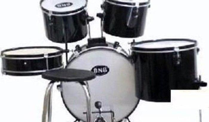 Presente do Thiti - Bateria Musical Infantil