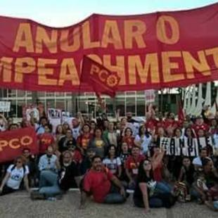 Cover anular o impeachment