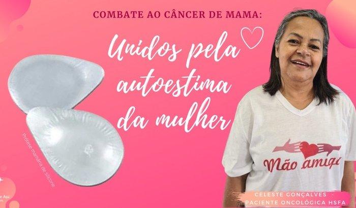 Combate ao Câncer de Mama: Unidos pela autoestima da mulher!
