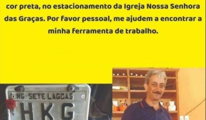 CAMPANHA SOLIDÁRIA: UMA MOTO NOVA PARA O JORNALEIRO