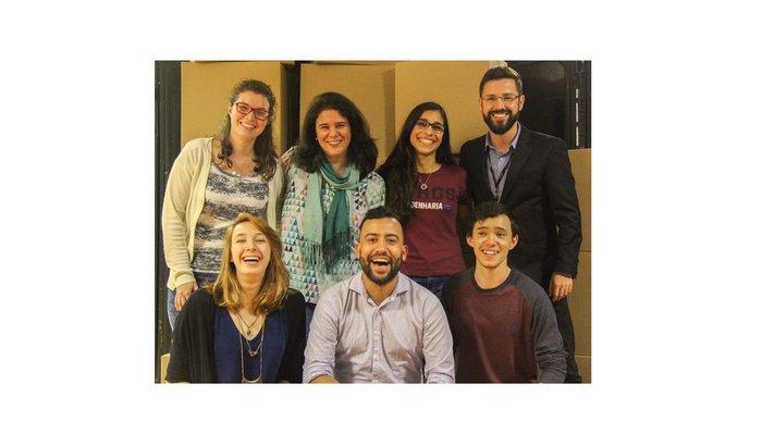 Prêmio Universitário ABERJE: Nos ajude a ir para SP apresentar