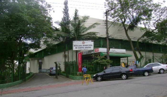 Ajuda aos Lojistas do Mercado Municipal de Santo Amaro