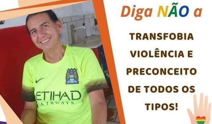 Ajude Camila Ferreira a recuperar a saúde e dignidade depois de sofrer violência sexual. Transfobia.