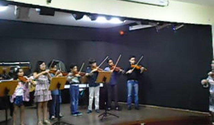 Ajuda para aquisição de VIOLINO para curso de musicalização infantil