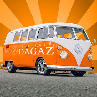 Cover carro dagaz