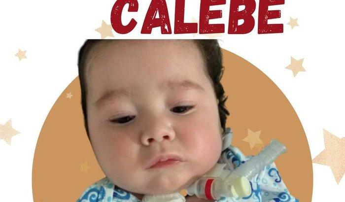 Todos pelo Calebe