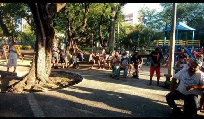 Casa Kolbe - Evite o despejo do projeto para moradores de rua