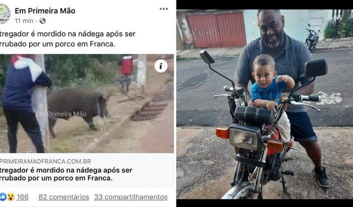 Trabalhador/Mordida do Porco - Franca/SP