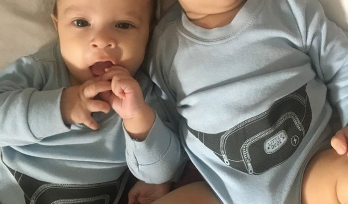 Remédios para os Gêmeos- Heitor e Fernando