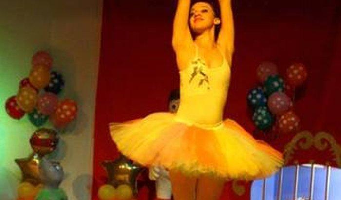 Ajude a Duda a Dançar na Itália