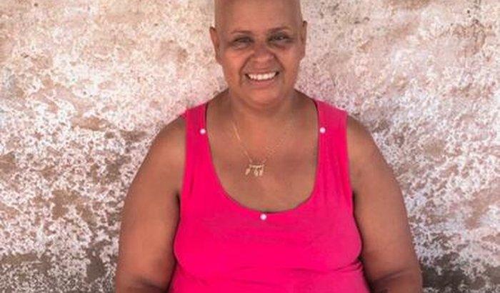 Ajude a Carina vencer o câncer!