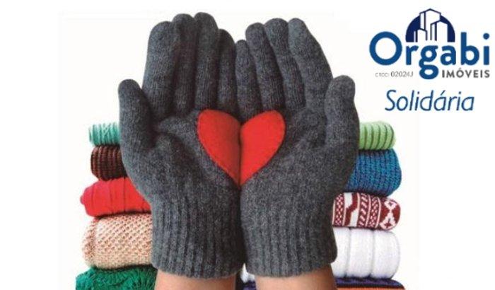Campanha: Arrecadação de kits de inverno para moradores de rua