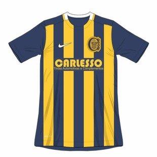 Uniforme Clube Atlético Rosário Central - RS - Vaquinhas online ... 5ff49e6e8306b