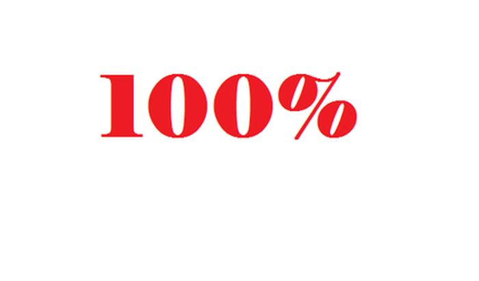 AJUDA DE CUSTO PARA PRODUÇÃO DO CURTA ´´ 100% ´´