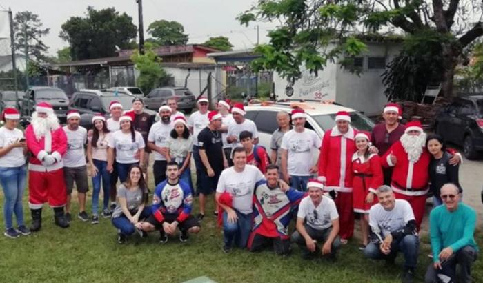 37ª Campanha do Natal do Mato.