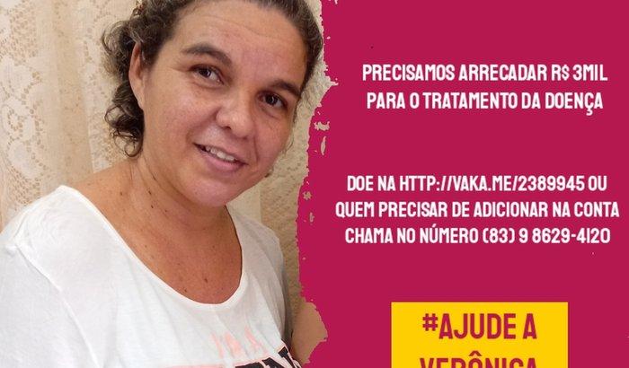 Ajude ela a vencer o câncer!