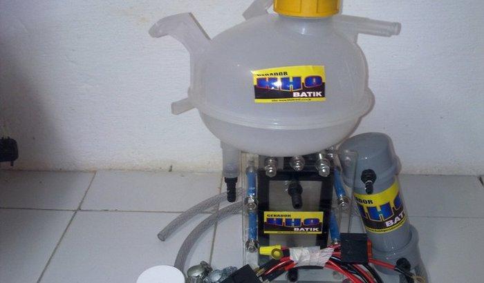 Gerador de Hidrogênio de baixo consumo