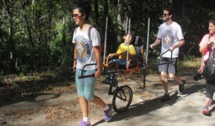 acessibilidade nas trilhas