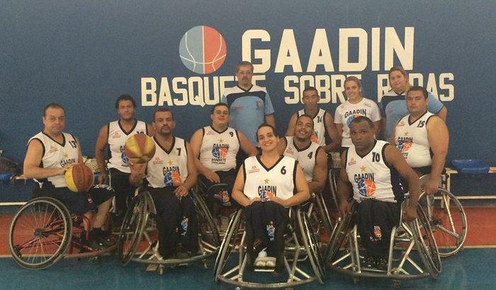 Ajude os atletas cadeirantes do Basquete de Indaiatuba à irem ao Brasileiro