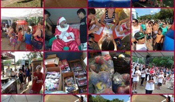 26ª Chegada do Papai Noel em Itapuã