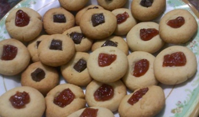Biscoitos Rosita