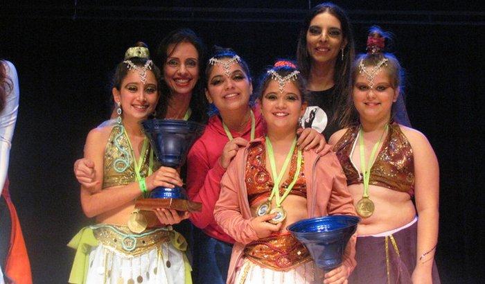 Essencial Dança na final do Torneo  Universal Dance