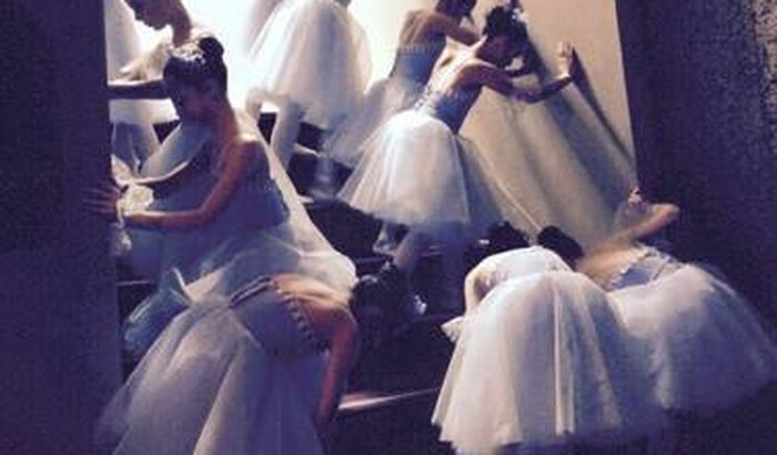 sonho de bailarina